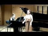 Tchaikovsky, Olgas Aria from Evgeny Onegin, Natalya Boeva, mezzosoprano