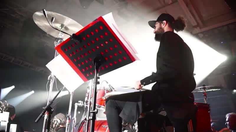 Би-2 с оркестром в Туле