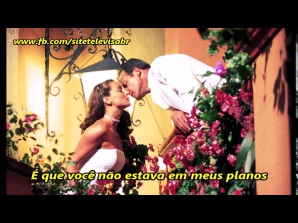 Angel Lopez - Entre El Amor y El Odio (Tema da novela No Limite da Paixão - Legendado)