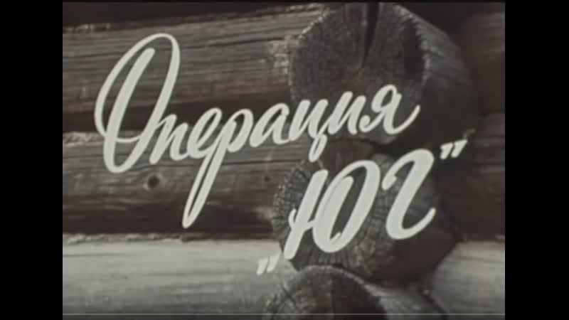 Деревенские повести Операция Юг 1983