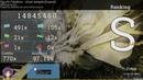 Osu! Adamqs Eguchi Takahiro - silver temple Insane HD,HR,FL 97.11 FC 214pp 1