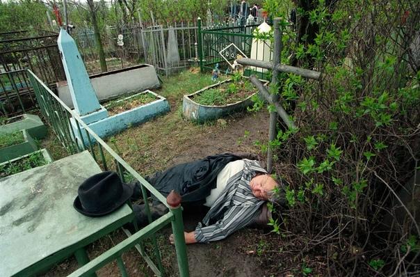 Что будет если уснуть на кладбище