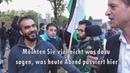 Realsatire Antifa trifft in Chemnitz auf AfD Politiker