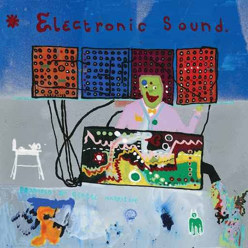 George Harrison альбом Electronic Sound (Remastered)