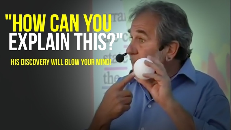 THIS WILL LITERALLY BLOW YOUR MIND! Bruce Lipton Shocked The Audience With This Story!