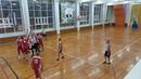 Баскетбол. Матч Зеленогорск - Лесосибирск - Первенство Красноярского края 2 группа