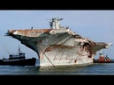 The US Navy's retirement aircraft carrier is a technological mystery that other countries covet