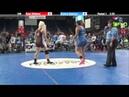 Junior WM 198 Ryan Gibbons Washington vs Brenna Ramirez Michigan