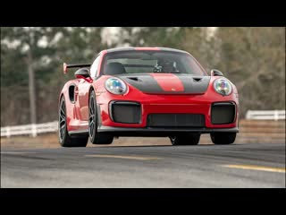 Porsche 911 gt2 rs record lap at road atlanta –highlight film with randy pobst onboard camera by porsche