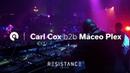 Carl Cox b2b Maceo Plex @ Resistance Ibiza: Closing Party (BE-AT)