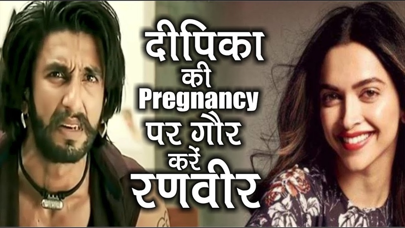 Pregnancy Par Khul Kar Boli Deepika Padukone Isse Lag Sakta Hai Ranveer Singh Ko Jhtka