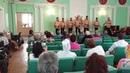 В больнице для паллиативных пациентов звучали песни Липецкого ансамбля русской народной песни Зень