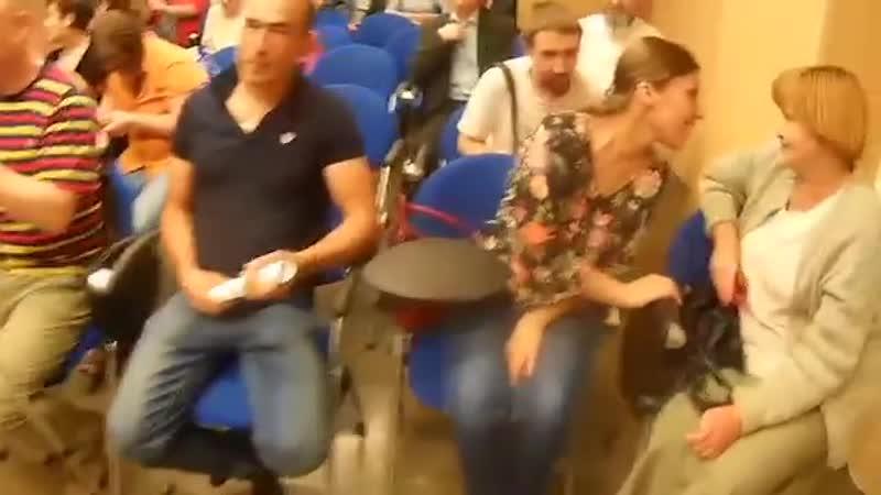 Александр Нефедов в Уфе.- проект партии Либертарианцев