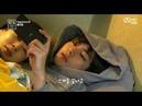 Taehyung Jimin learning english and cuddling - BTS COMEBACK SHOW | HIGHLIGHT REEL