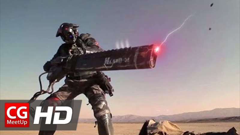 CGI VFX Short Film HD PLUG by David Levy | CGMeetup