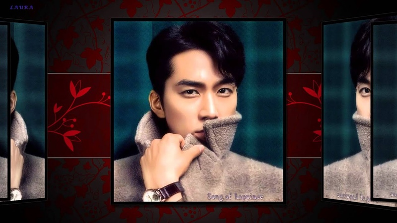 Song Seung Heon (송승헌) JUST FOR YOU