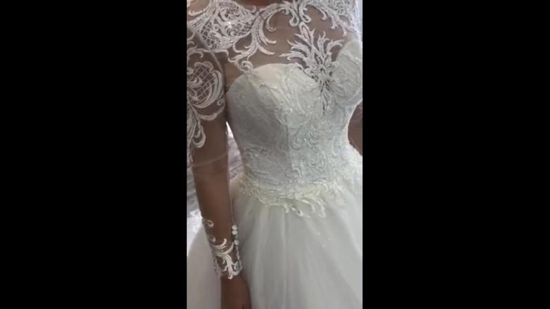 Богатое свадебное платье 💖 доставка в любой город!