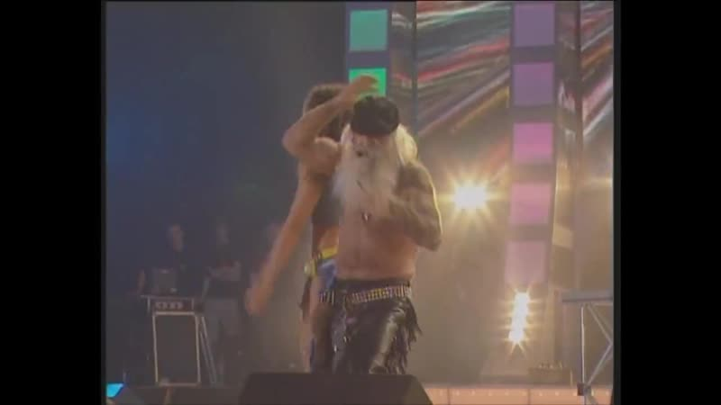 MC Вспышкин Никифоровна Megamix Mega Dance Олимпийский 2005