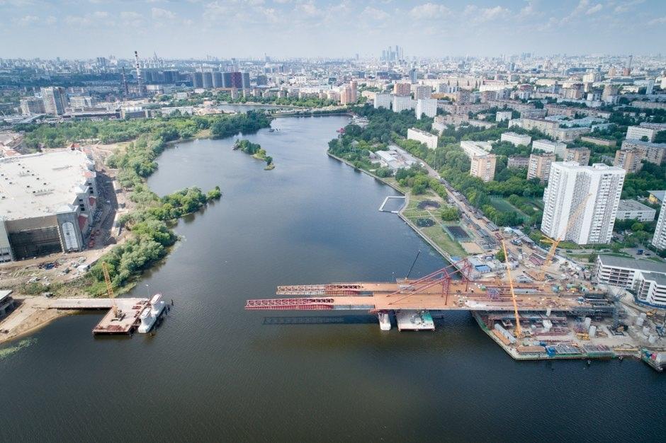 В Москве близится к завершению строительство одного из самых крупных тематических парков в мире