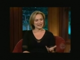 Sophia Myles on The Late Late Show