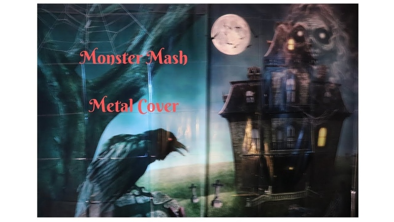 Monster Mash (metal cover by Lee Armitage)
