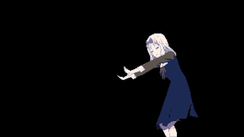 8 Bit Chika Fujiwara Dance