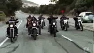 Sons of Anarchy - Burn it down!