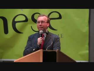 Alain Escada : La France peut redevenir un phare pour le Monde. (1min57s)