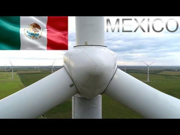 Mexico I PARQUE EÓLICO EL CORTIJO, GRAN PROYECTO DE ENERGÍA RENOVABLE