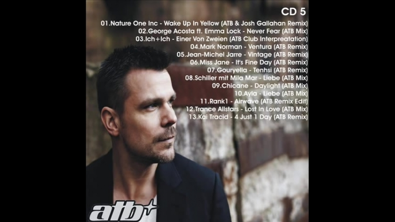 ATB 1998 2012 Disc Five Remixes