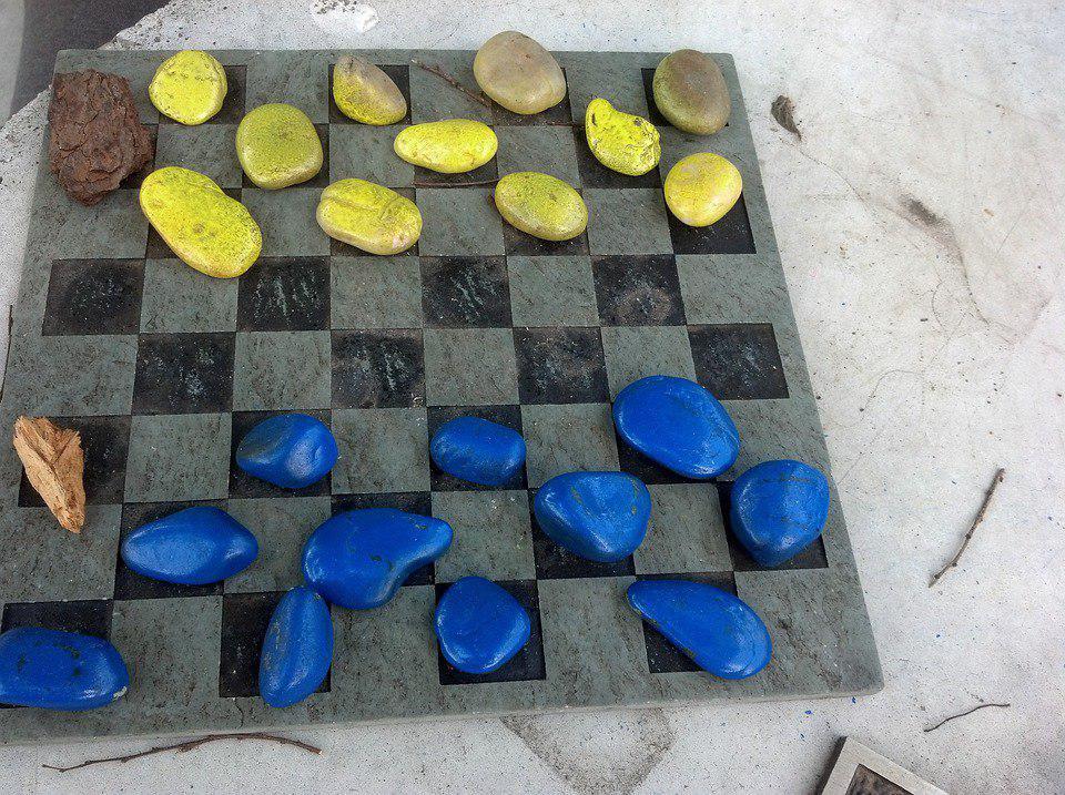 Играть в шашки и шахматы научат в библиотеке на 2-й Вольской