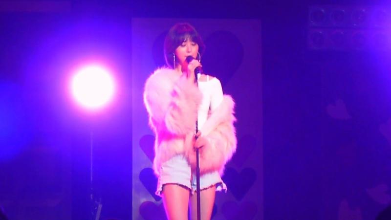 190216 EXID Valentine Japan Live Tour 2部「 Jeonghwa A Gut Feeling 」