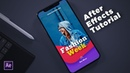 After Effects Tutorial - Animate Instagram Stories