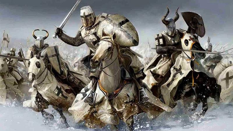 КРЕСТОНОСЦЫ | История крестовых походов | Великие воины и полководцы
