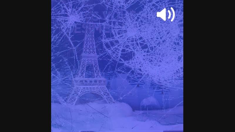 Где-то там Париж крушат – это Путин виноват. Ждём французской революции