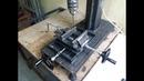 Sütunlu matkap mengenesi yapımı Adjustable clamp construction