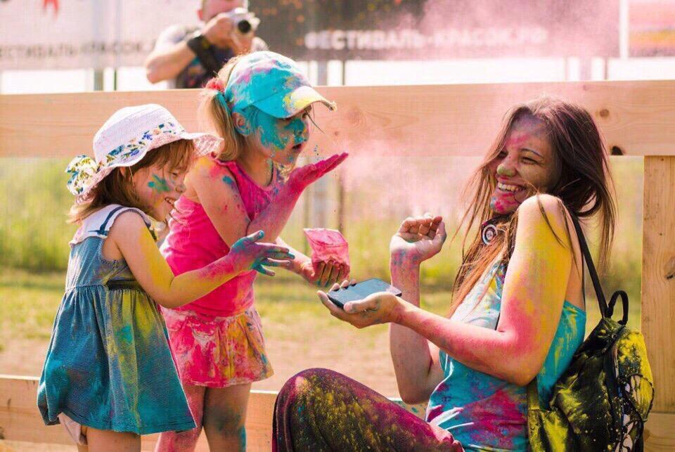 12 апреля в Буденновске пройдет Всероссийский фестиваль красок