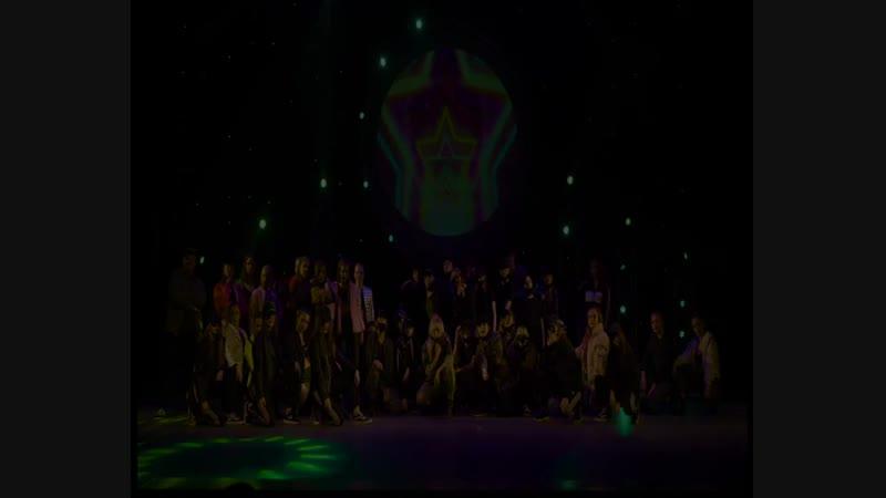 Отчетный концерт май 2018