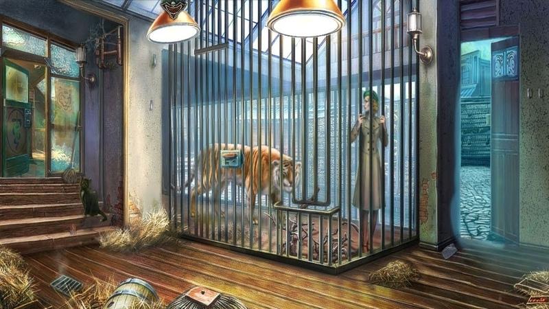 Кладбище Обреченных: Спасение Неупокоенных Душ\1\ Попали в зоопарк!