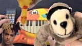 XXXTentacion - SAD! (CAT PIANO, CHICKEN, MONKEY, DRUM CALCULATOR COVER)