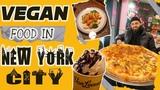 VEGAN FOOD IN NEW YORK CITY