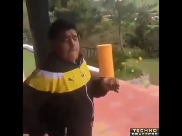 T E C H N O B R A Z Z E R S maradona