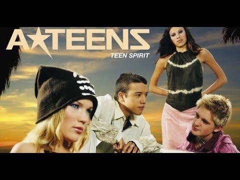 A-Teens Showcase Teen Spirit Promo CHILE - San Carlos de Apoquindo - 05 de Abril de 2001