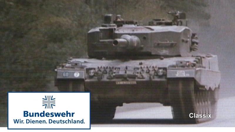 Classix Der neue Leopard 2 Bundeswehr