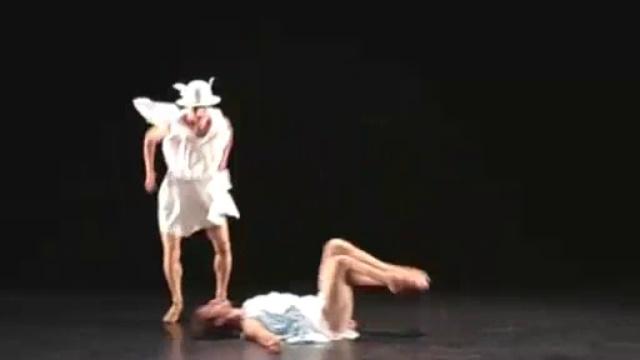 MERCURE Europa Danse Picasso et la Danse
