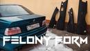 BMW e36 build stance project p.3 СОБИРАЕМ БМВ, FELONY FORM, НЕОЖИДАННАЯ ВСТРЕЧА Fittedlow vlog