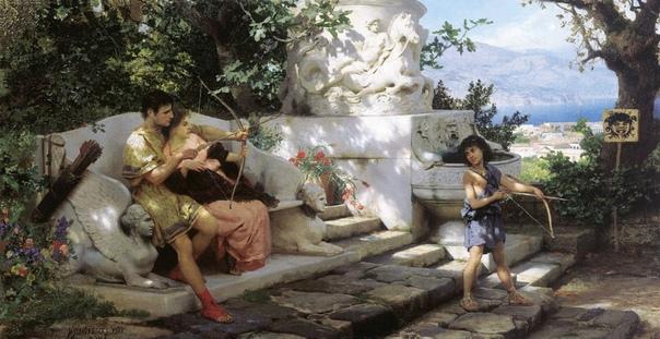 генрих ипполи́тович семира́дский (при рождении генрик гектор семирадский) родился 175 лет назад 24 октября 1843 (ново-белгород, харьковская губерния, — 1902) — польский и русский художник, один