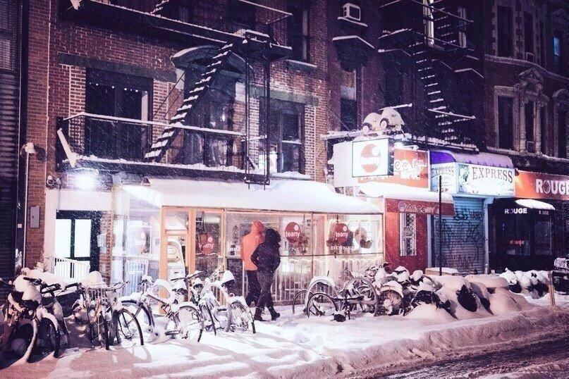 Зимние вечера очень романтичны, проводите их с любимыми людьми