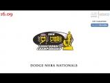 NHRA Drag Racing Championship, Этап 19 - Dodge NHRA Nationals, Maple Grove Raceway, 16.09.2018 [545TV, A21 Network]