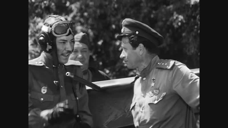 В БОЙ ИДУТ ОДНИ СТАРИКИ 1973 военная драма Леонид Быков 1080p